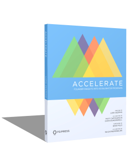 Accelerate 3d Cover